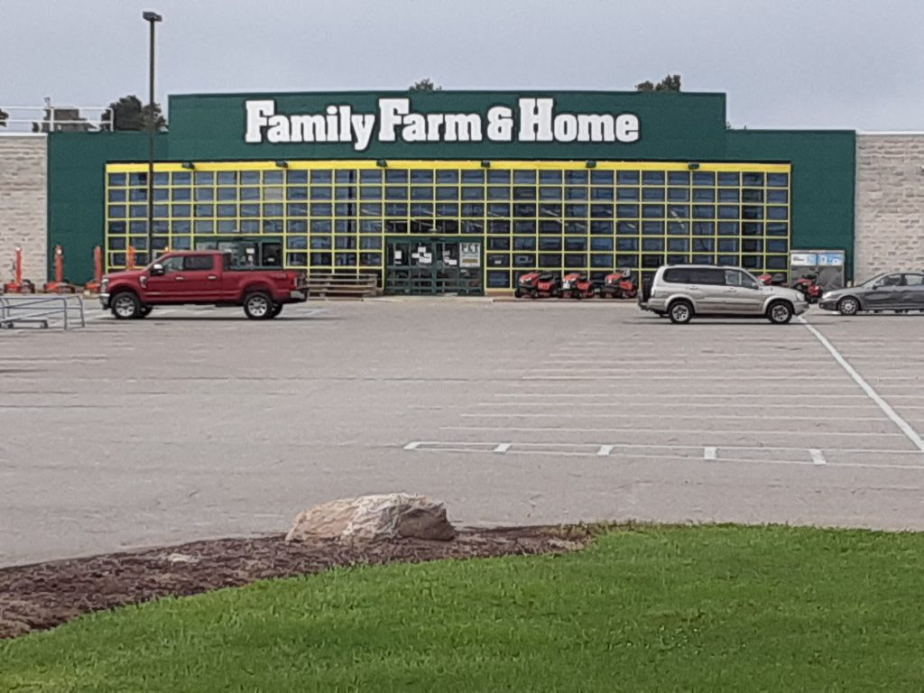 Family Farm and Home