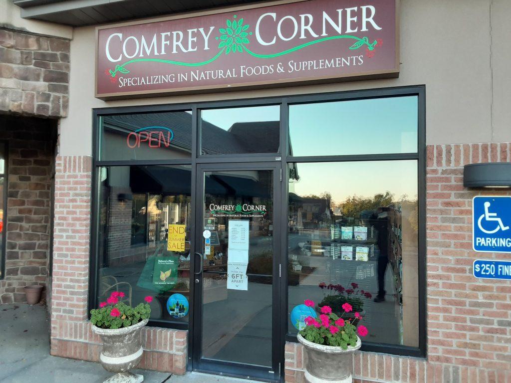 Comfrey Corner Health Foods